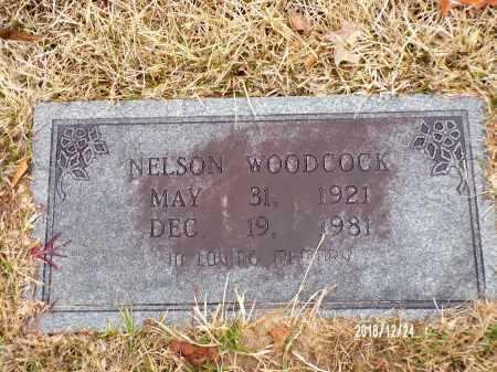 WOODCOCK, NELSON - Dallas County, Arkansas | NELSON WOODCOCK - Arkansas Gravestone Photos