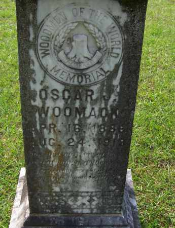 WOOMACK, OSCAR J - Dallas County, Arkansas | OSCAR J WOOMACK - Arkansas Gravestone Photos