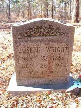 WRIGHT, JOSEPH - Dallas County, Arkansas | JOSEPH WRIGHT - Arkansas Gravestone Photos