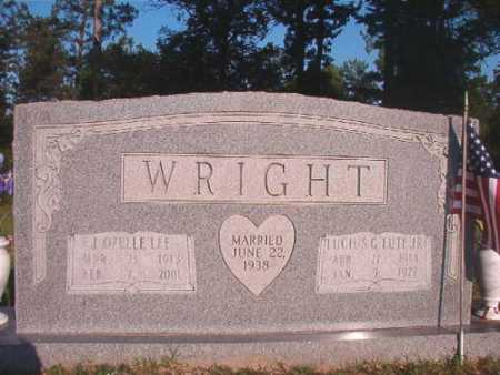 "WRIGHT, JR, LUCIUS G ""LUTE"" - Dallas County, Arkansas 