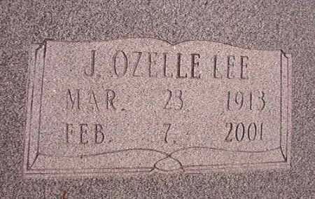 WRIGHT, J OZELLE LEE - Dallas County, Arkansas | J OZELLE LEE WRIGHT - Arkansas Gravestone Photos