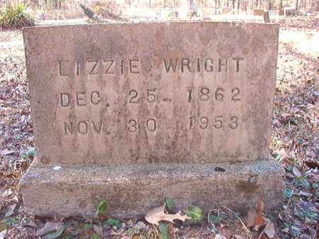 WRIGHT, LIZZIE - Dallas County, Arkansas | LIZZIE WRIGHT - Arkansas Gravestone Photos