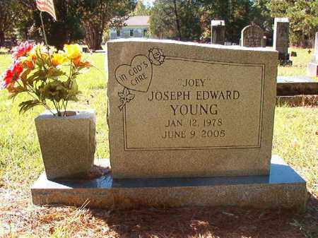 "YOUNG, JOSEPH EDWARD ""JOEY"" - Dallas County, Arkansas 