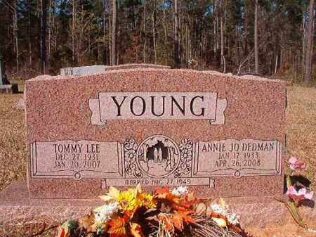 YOUNG, TOMMY LEE - Dallas County, Arkansas | TOMMY LEE YOUNG - Arkansas Gravestone Photos