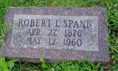 SPANN, ROBERT L. - Desha County, Arkansas | ROBERT L. SPANN - Arkansas Gravestone Photos