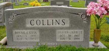COLLINS, BONNIE CALVIN - Desha County, Arkansas | BONNIE CALVIN COLLINS - Arkansas Gravestone Photos
