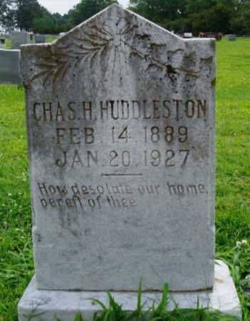 HUDDLESTON, CHARLES H. - Desha County, Arkansas | CHARLES H. HUDDLESTON - Arkansas Gravestone Photos