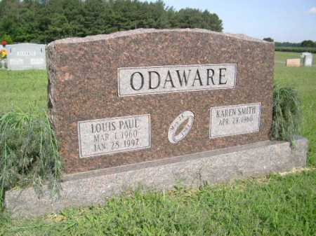 ODAWARE, LOUIS PAUL - Desha County, Arkansas | LOUIS PAUL ODAWARE - Arkansas Gravestone Photos