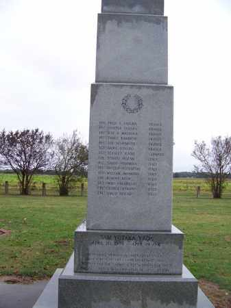 *ROHWER CENTER, CENOTAPH - Desha County, Arkansas | CENOTAPH *ROHWER CENTER - Arkansas Gravestone Photos