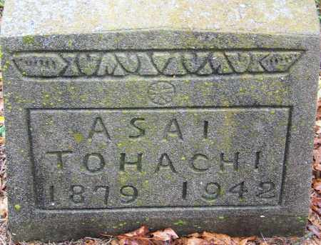 ASAI, TOHACHI - Desha County, Arkansas | TOHACHI ASAI - Arkansas Gravestone Photos