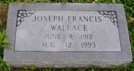 WALLACE, JOSEPH FRANCIS - Desha County, Arkansas | JOSEPH FRANCIS WALLACE - Arkansas Gravestone Photos