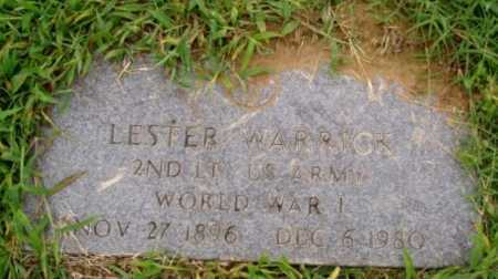 WARRICK  (VETERAN WWI), LESTER - Desha County, Arkansas | LESTER WARRICK  (VETERAN WWI) - Arkansas Gravestone Photos