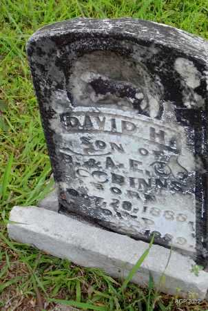 BINNS, DAVID HURON - Drew County, Arkansas | DAVID HURON BINNS - Arkansas Gravestone Photos