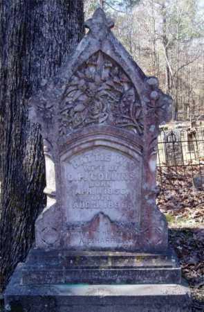COLLINS, HATTIE W. - Drew County, Arkansas | HATTIE W. COLLINS - Arkansas Gravestone Photos