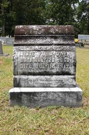OWEN, LILLIE - Drew County, Arkansas | LILLIE OWEN - Arkansas Gravestone Photos