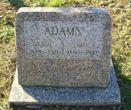 ADAMS, GRACIE - Faulkner County, Arkansas | GRACIE ADAMS - Arkansas Gravestone Photos