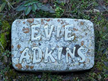 "BAILEY ADKINS, EVA ""EVIE"" - Faulkner County, Arkansas 