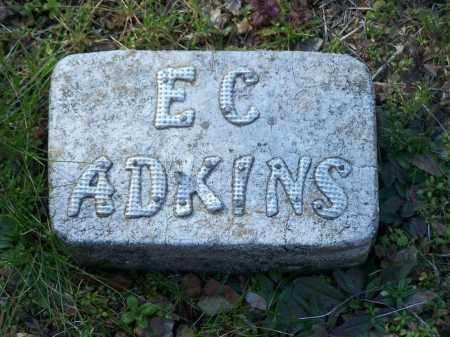 ADKINS, REV., ELVIN  COLOMBUS - Faulkner County, Arkansas | ELVIN  COLOMBUS ADKINS, REV. - Arkansas Gravestone Photos