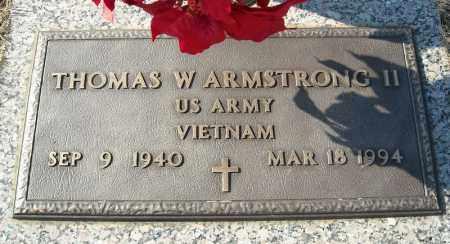 ARMSTRONG II (VETERAN VIET), THOMAS W - Faulkner County, Arkansas | THOMAS W ARMSTRONG II (VETERAN VIET) - Arkansas Gravestone Photos