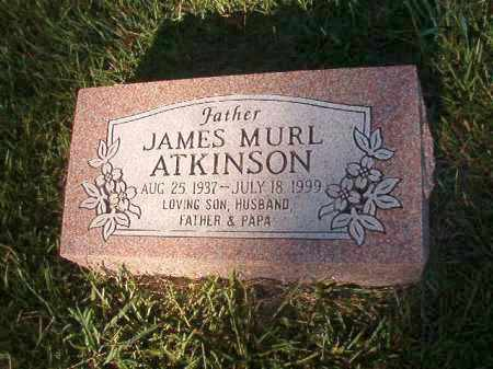ATKINSON, JAMES MURL - Faulkner County, Arkansas | JAMES MURL ATKINSON - Arkansas Gravestone Photos