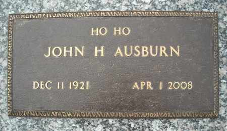 AUSBURN, JOHN H. - Faulkner County, Arkansas | JOHN H. AUSBURN - Arkansas Gravestone Photos