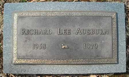 AUSBURN, RICHARD LEE - Faulkner County, Arkansas | RICHARD LEE AUSBURN - Arkansas Gravestone Photos
