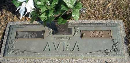 AVRA, AUDRA - Faulkner County, Arkansas | AUDRA AVRA - Arkansas Gravestone Photos