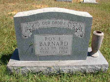BARNARD, ROY EVERETT - Faulkner County, Arkansas | ROY EVERETT BARNARD - Arkansas Gravestone Photos