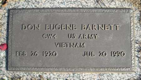 BARNETT (VETERAN VIET), DON EUGENE - Faulkner County, Arkansas | DON EUGENE BARNETT (VETERAN VIET) - Arkansas Gravestone Photos