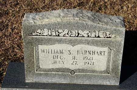 BARNHART, WILLIAM S. - Faulkner County, Arkansas | WILLIAM S. BARNHART - Arkansas Gravestone Photos