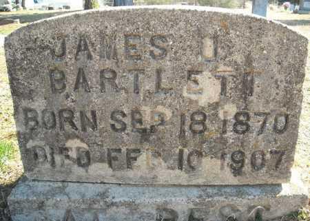 BARTLETT, JAMES U. - Faulkner County, Arkansas | JAMES U. BARTLETT - Arkansas Gravestone Photos