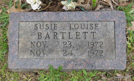 BARTLETT, SUSIE LOUISE - Faulkner County, Arkansas | SUSIE LOUISE BARTLETT - Arkansas Gravestone Photos
