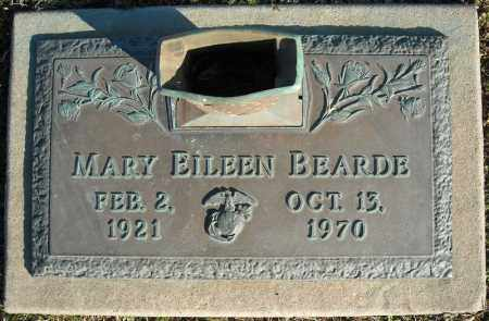 BEARDE, MARY EILEEN - Faulkner County, Arkansas | MARY EILEEN BEARDE - Arkansas Gravestone Photos