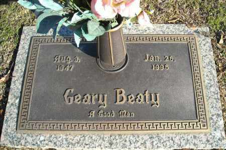 BEATY, GEARY - Faulkner County, Arkansas | GEARY BEATY - Arkansas Gravestone Photos