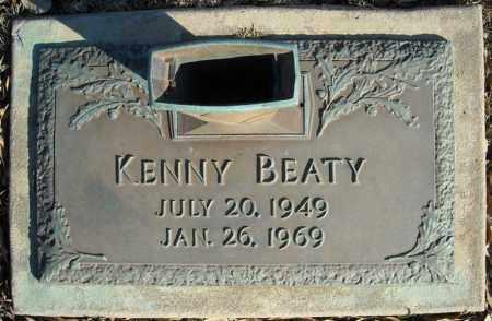 BEATY, KENNY - Faulkner County, Arkansas | KENNY BEATY - Arkansas Gravestone Photos
