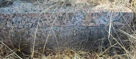BELL, LUCY - Faulkner County, Arkansas | LUCY BELL - Arkansas Gravestone Photos