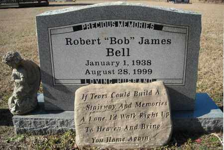 BELL, ROBERT JAMES - Faulkner County, Arkansas | ROBERT JAMES BELL - Arkansas Gravestone Photos