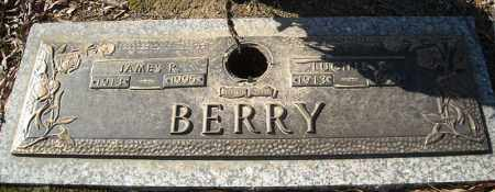 BERRY, JAMES R. - Faulkner County, Arkansas | JAMES R. BERRY - Arkansas Gravestone Photos