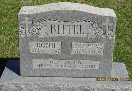 BITTEL, JOSEPHINE - Faulkner County, Arkansas | JOSEPHINE BITTEL - Arkansas Gravestone Photos