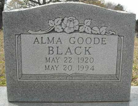 BLACK, ALMA (TWIN) - Faulkner County, Arkansas   ALMA (TWIN) BLACK - Arkansas Gravestone Photos