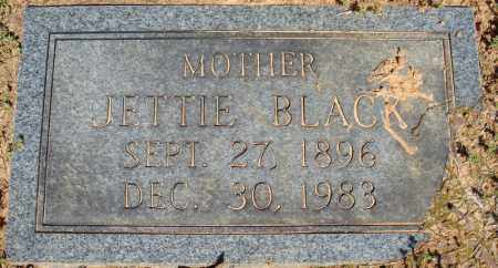 BLACK, JETTIE - Faulkner County, Arkansas | JETTIE BLACK - Arkansas Gravestone Photos