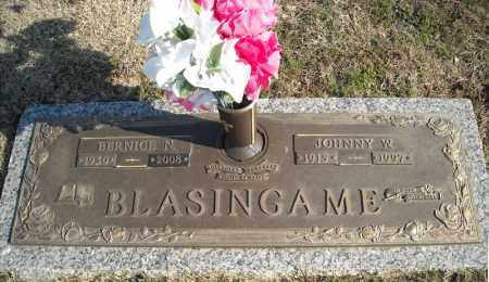 BLASINGAME, JOHNNY W. - Faulkner County, Arkansas | JOHNNY W. BLASINGAME - Arkansas Gravestone Photos