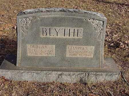 BLYTHE, LORENA J. - Faulkner County, Arkansas | LORENA J. BLYTHE - Arkansas Gravestone Photos