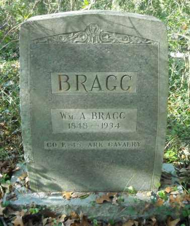BRAGG, WILLIAM A. - Faulkner County, Arkansas | WILLIAM A. BRAGG - Arkansas Gravestone Photos