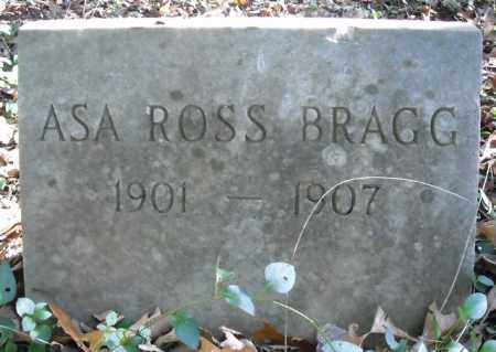 BRAGG, ASA ROSS - Faulkner County, Arkansas | ASA ROSS BRAGG - Arkansas Gravestone Photos