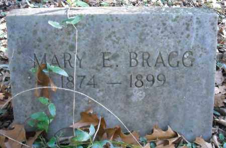 BRAGG, MARY E. - Faulkner County, Arkansas | MARY E. BRAGG - Arkansas Gravestone Photos