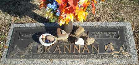 BRANNAN, FRANK BENTON - Faulkner County, Arkansas | FRANK BENTON BRANNAN - Arkansas Gravestone Photos