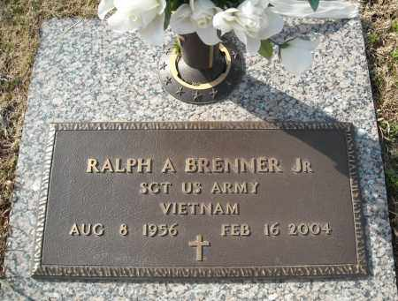 BRENNER, JR (VETERAN VIET), RALPH A - Faulkner County, Arkansas | RALPH A BRENNER, JR (VETERAN VIET) - Arkansas Gravestone Photos