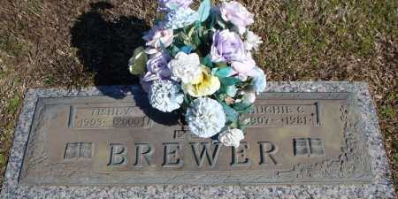 BREWER, TISHEY - Faulkner County, Arkansas | TISHEY BREWER - Arkansas Gravestone Photos
