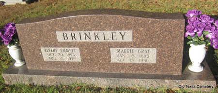 BRINKLEY, ELVERT EMMETT - Faulkner County, Arkansas   ELVERT EMMETT BRINKLEY - Arkansas Gravestone Photos